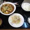泰同門 - 料理写真:麻婆豆腐定食 750円 (2009_10_25 撮影)