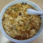 高権 - 高権 高権麺(ごんめん) 680円
