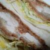 肉の山崎 - 料理写真:チキンカツサンド