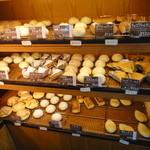ブランジュリーササノ  - ハイジを使ったパンが多かったので、その辺が特徴なのかも