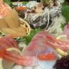 久里屋 - 料理写真:刺身盛り合わせ