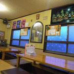 タイ料理ハウス ピサヌローク - 店内の様子