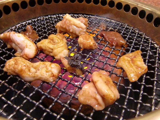 韓国料理焼肉・向