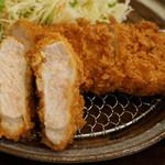 とんかつ和泉 - 料理写真:ロースかつ定食(大)