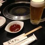 大同江 - ビール