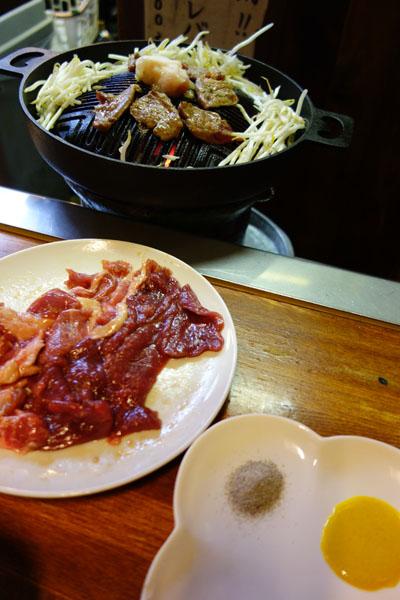 サッポロ生肉やジンギスカン 稲荷小路店