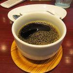 ヨンパチ食堂 - ホットコーヒー