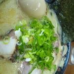 18758957 - 豚骨ラーメン卵付き