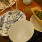 清芳春 - 龍井茶セット
