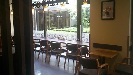 タリーズコーヒー 松山赤十字病院店