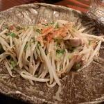 ミツボシ - モヤシ炒め480円