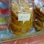 マスカット - 料理写真:おっきなクッキーが5枚もはいってるのに350円@@