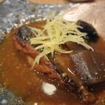 かまくら小花寿司 - 鯖の味噌煮