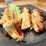 かまくら小花寿司 - 穴子の焼いたの