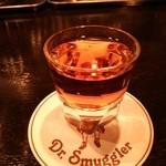 ドクタースマグラー - 久しぶりにバーボン。コック・オブ・ザ・ウォーク