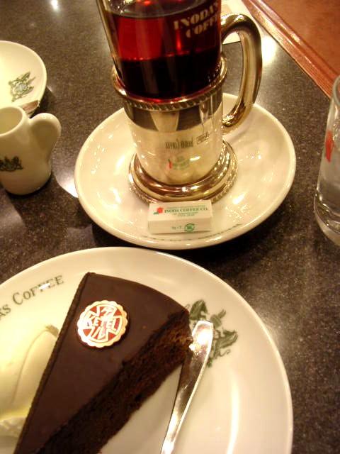 イノダコーヒ 広島支店
