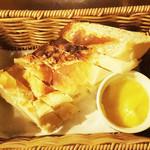 ソル セビージャ - パンも美味〜♬