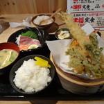 米福 - 米福定食1580円