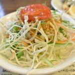 ルウァンタイ - ランチメニューのセット サラダ