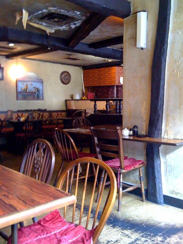 カフェレストラン・ロンドン