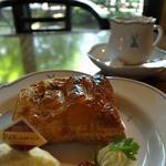Cafe Accordiana - 料理写真:アップルパイ