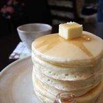 カフェ・エスケープ - カフェエスケープ パンケーキ By 「あなたのかわりに・・・」