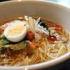 焼肉園 花牛 - 料理写真:冷麺