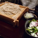 山本炭焼店 - せいろとサラダ
