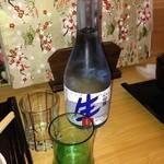 魚心亭 - 黒松仙醸
