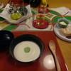 此のみち - 料理写真:かぶとブロッコリーのクリームスープ