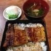 うなぎ直辰 - 料理写真:並うな重肝吸い付き(2300円)