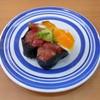 無添くら寿司 - 料理写真:まぐろユッケ