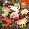 九州の地魚料理 侍 - 料理写真:お刺身盛り合わせ
