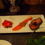 カノーヴァ - ランチ前菜