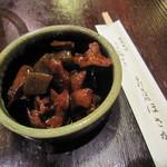 18869688 - 「もつの生姜煮」