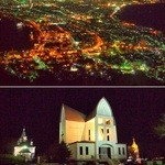 ラッキーピエロ - 函館観光 函館の夜景と函館聖ヨハネ教会