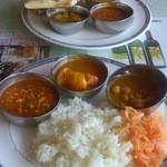 マハラジャ - カレー各種