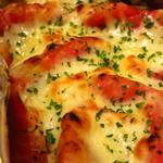 美味物問屋 うれしたのし屋 - 横須賀トマトのチーズ焼き500円