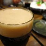 美味物問屋 うれしたのし屋 - エビス黒生ビール520円