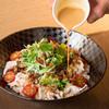 EBISU蓮 - 料理写真:米沢豚のしゃぶしゃぶサラダ