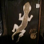 ラマイ - 入り口ドア内側