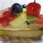 パティスリー リアンクプル - 料理写真:【第二弾】フルーツのタルト