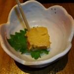 ナンクルナイサ きばいやんせー - 山ウニ豆腐