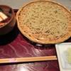 三吉橋 小嶋屋 - 料理写真:1400円『鴨せいろ』2013年5月吉日