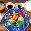 CAZIカフェ - 料理写真:お造り定食