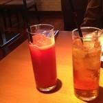 cucina Wada - ノンアルコールのジュース