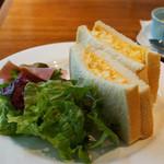 ル シエル クレム - 赤城山麗自然卵のたまごサンド