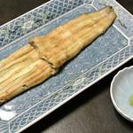 安斎 - 白焼き(3,000円)