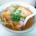 金光 - 天ぷら中華(700円)