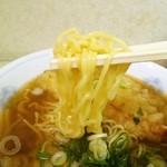 金光 - 縮れ細麺